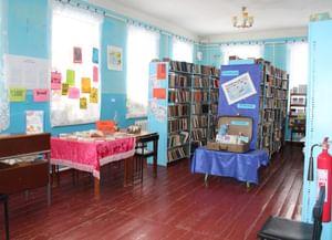 Подгоренская сельская библиотека