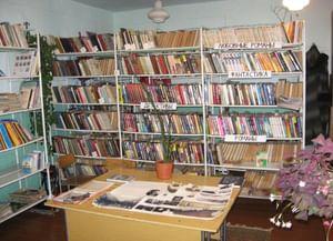 Библиотека-филиал д. Талиновка