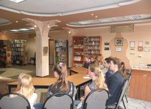 Детский отдел Рязанской специальной библиотеки для слепых