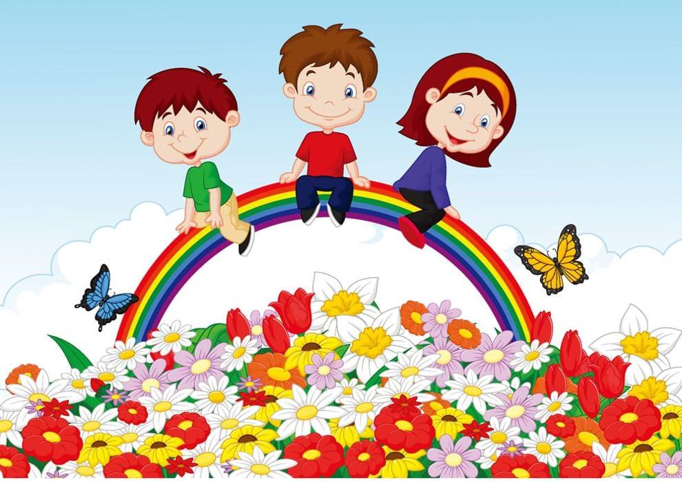 С надписью счастливое детство картинки