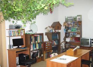 Библиотека-филиал п. Заводской