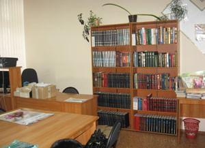 Библиотека-филиал с. Нарым