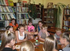 Кирсинская детская библиотека