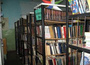 Библиотека-филиал с. Новосельцево