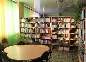 Добринская центральная детская библиотека