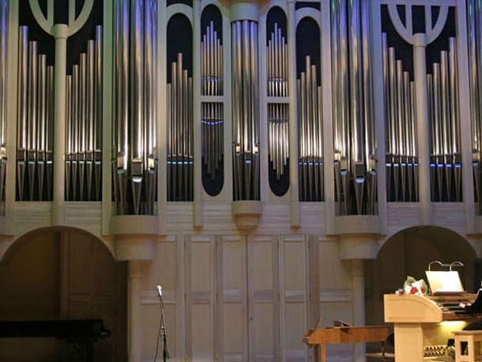 Концерт «Гитара + орган»