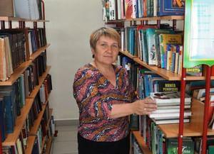 Северо-Плетневская сельская библиотека