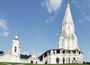 5 московских храмов, посвященных празднику Вознесения Господня