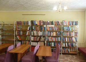 Молодежная библиотека г. Ялуторовск