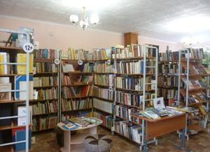 Городская библиотека № 2 г. Ялуторовск