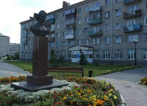 Центральная городская библиотека г. Ялуторовска