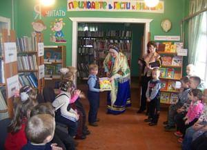 Библиотека-филиал № 21 с. Нижняя Пеша