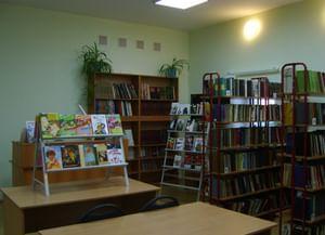 Библиотека-филиал № 25 с. Тельвиска