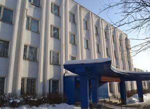 Центральная библиотека им. В. А. Пазухина