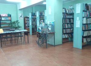 Библиотека с. Пищулино