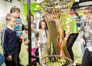 Интерактивный научный музей Newton Park