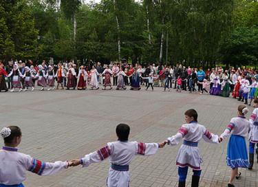 Фестиваль хороводной культуры «Славянский круг – Н»