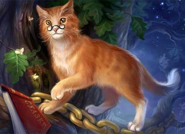 Литературная игра «Что за прелесть эти сказки?»