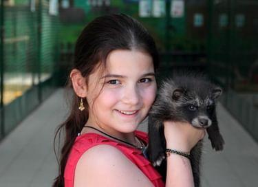 Международный день защиты детей в Самарском зоопарке