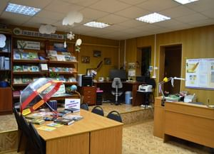 Библиотека-филиал № 18 д. Макарово