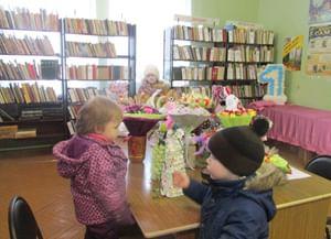 Решетниковская сельская библиотека-филиал