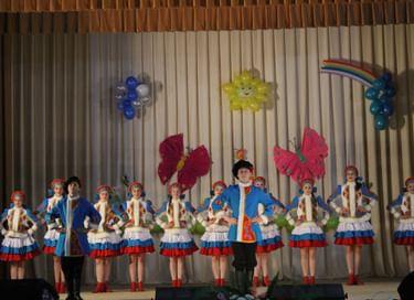Фестиваль детской художественной самодеятельности «Радужное настроение»