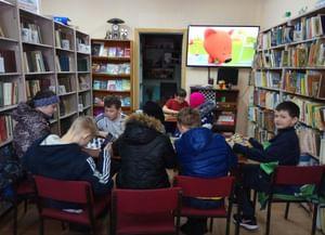 Нудольская сельская библиотека-филиал