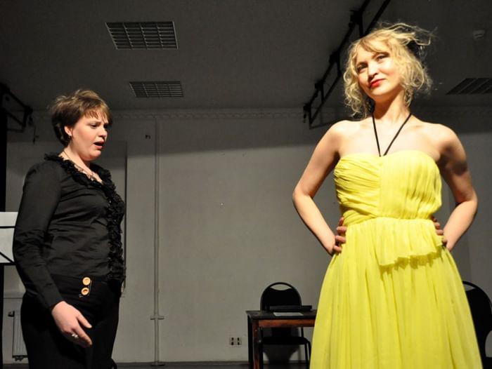 Занятие «Курсы актерского мастерства»