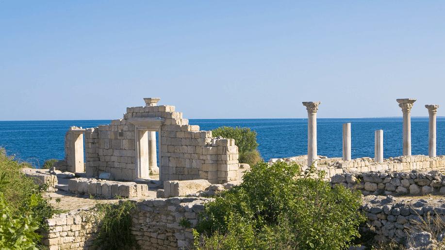 Картинки по запросу античные города крыма