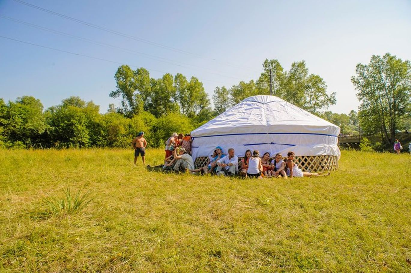 Фестиваль «Мир Сибири». Фотография: festmir.ru