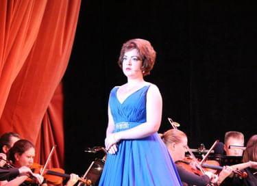 Концерт солистов театра