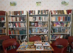Марьевская сельская библиотека