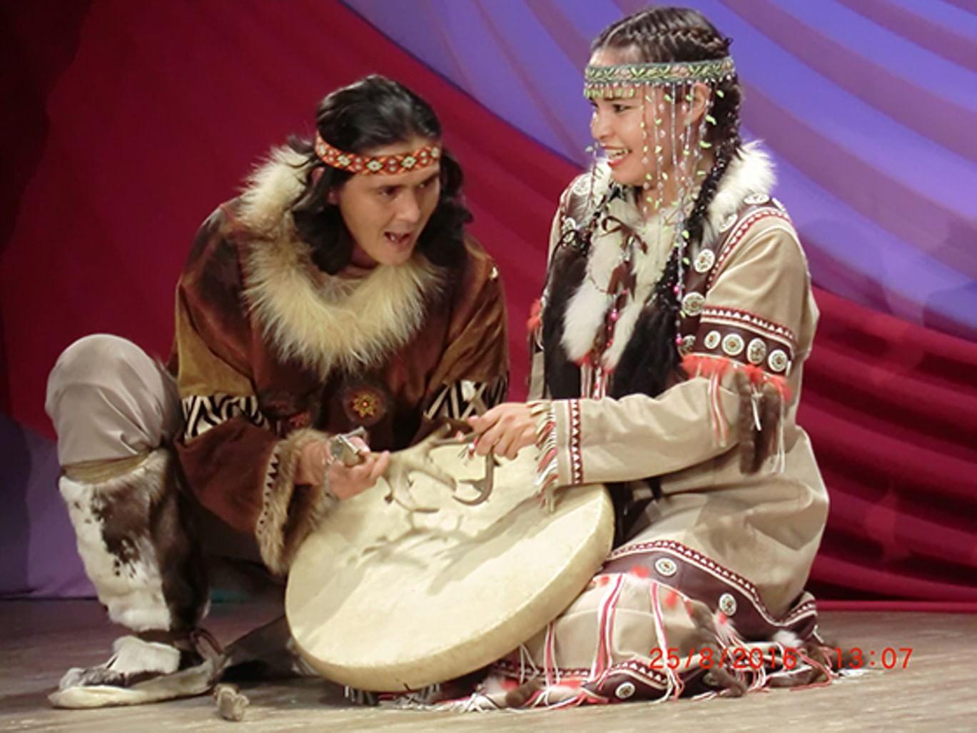 Фестиваль «Манящие миры. Этническая Россия». Фотография: ethnicart.ru