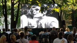 В Санкт-Петербурге пройдет фестиваль кино под открытым небом