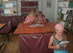Тенистовская библиотека-филиал № 37