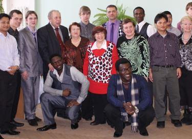 Встреча страноведческого клуба «Глобус»
