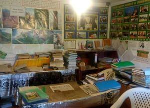 Сельская библиотека с. Оси-Юрт