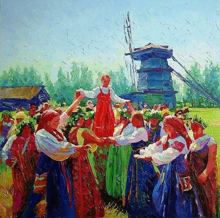 Русские царевны фото неделю будем