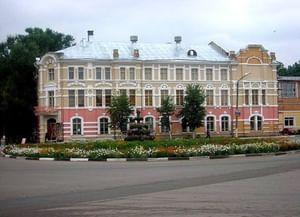 Библиотека № 8 г. Клинцы