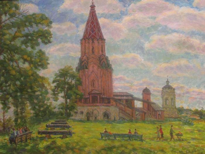 Юбилейная выставка Анатолия Васильева
