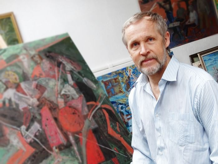 Выставка «Искусный разговор»