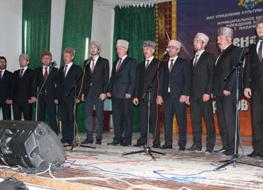 Концерт хора «Поющая Чарода»