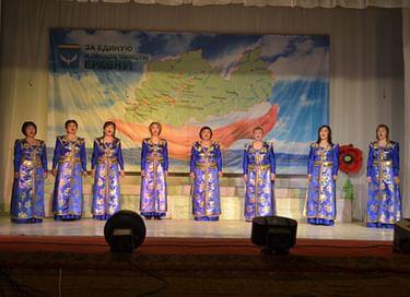 Праздник «Еравнинскому району 90 лет»
