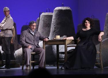Опера «Медея»