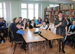 Усть-Куломская межпоселенческая библиотека