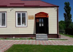 Сельская библиотека с. Борзой