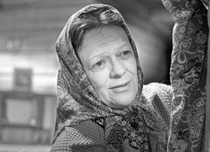 Любимая бабушка Татьяна Пельтцер