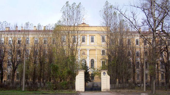 Церковно-археологический музей Санкт-Петербургской Православной Духовной Академии