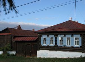 Дом-музей скульптора А. В. Чиркина