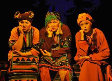 Спектакль «Три брата»